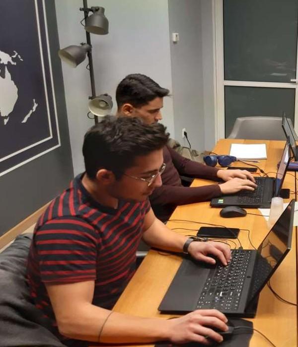 evros global non-profit programing language 1
